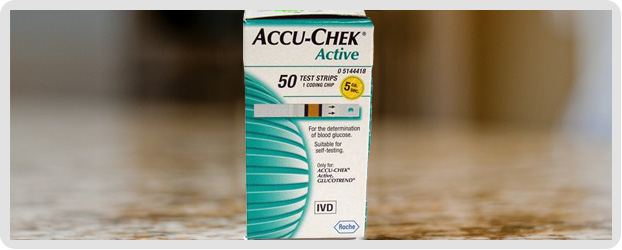 Sell Accu-Chek Active Test Strips