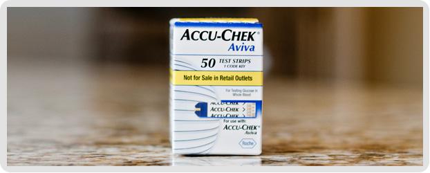 Sell Accu-Chek Aviva Test Strips