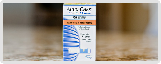 Sell Accu-Chek Comfort Curve Test Strips