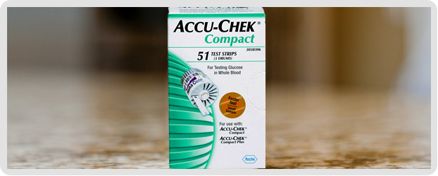 Sell Accu-Chek Compact Test Strips