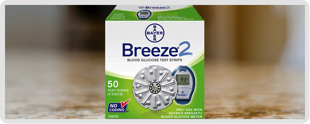 Sell Breeze 2 Test Strips